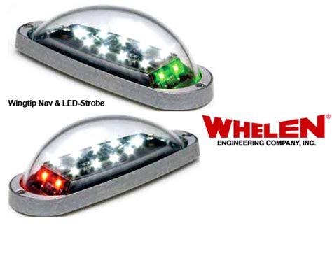 whelen microburst ii kit mb2r mb2g lighting from