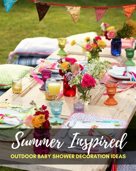 great elegant party decoration ideas 96 with additional summer inspired outdoor baby shower decoration ideas