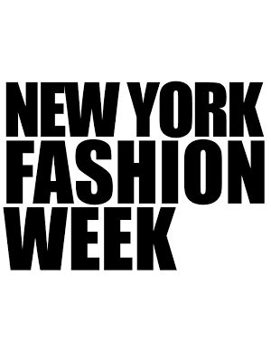 New Springsummer 2008 New York Fashion Week Dates by Nyfw God Bless This Mess