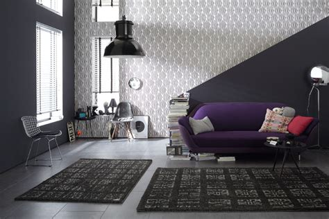 accent wall living room houzz wallpaper accent wall