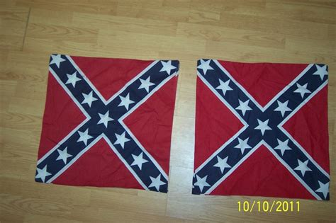 Confederate Flag Quilt by Confederate Flag Pillowcases S Handmade Quilts And