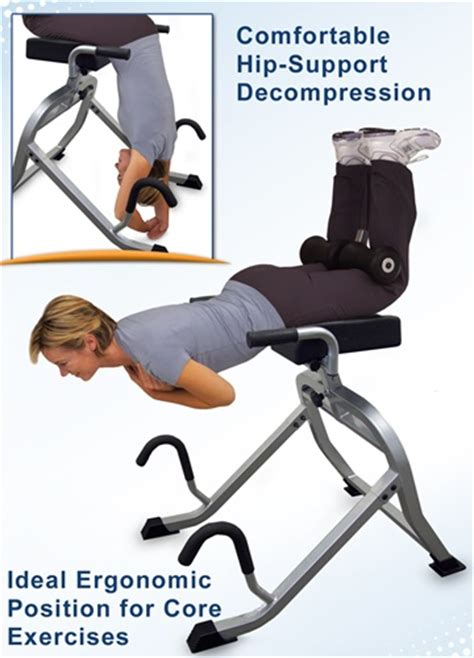 gt relieve back with teeter hang ups inversion table