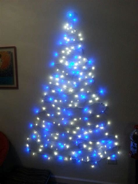 tree of lights on wall 1000 ideas about wall tree on