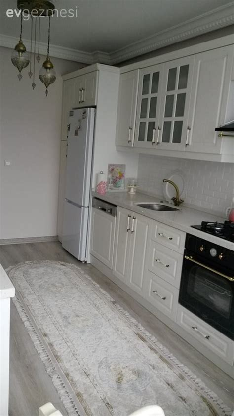 pin beyaz modern mutfak tezgah tasarimi on pinterest ankastre beyaz mutfak country mutfak halı mutfak ev