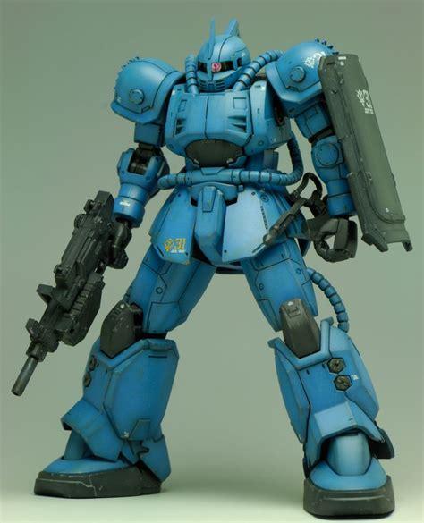 zeon mobile suit 885 best blue zeon gundam models images on