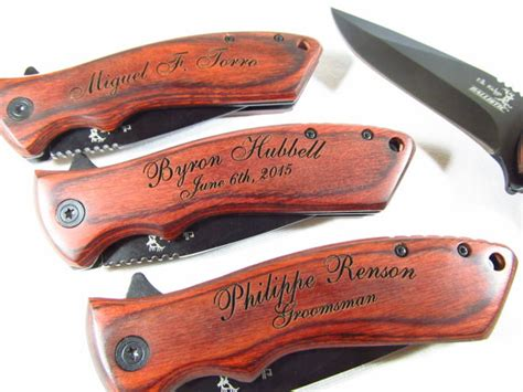 best open assist pocket knives 7 engraved assist open pocket knife personalized