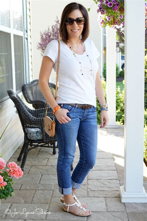 spring fashion 40 something spring fashion for women over 40 denim white