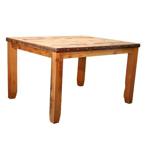 42 dining table barnwood dining table 42 x 42