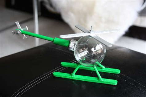 helicopter craft for helicopter ornament family crafts