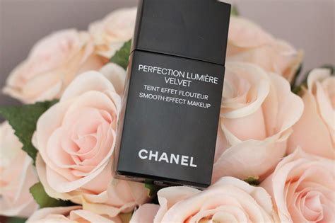 Harga Chanel Perfection Lumiere Foundation foundation review chanel perfection lumiere velvet