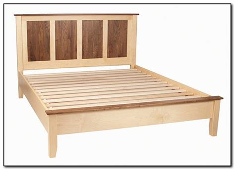 platform bed frame design platform bed frame plans home furniture design