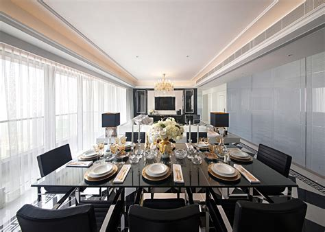 dining room modern synergistic modern spaces by steve leung