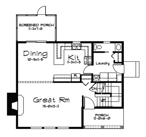 waterview vacation home plan 057d 0022 house plans and more