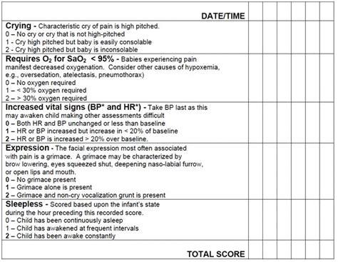 comfort pain scale best 25 pain assessment ideas on pinterest health