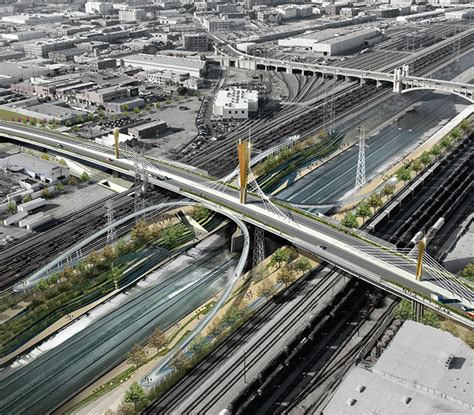 l a s 6th street bridge design competition and the visions of sixth street archpaper com