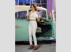 Camila Cabello - Filming a Music Video for J. Balvin's ... Jojo 2017 Photoshoot