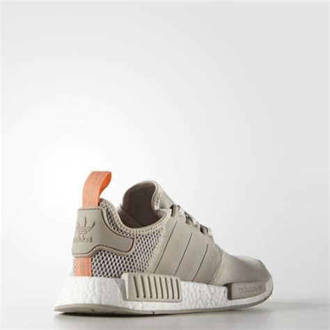 Adidas Nmd R1 Sun Glow 100 Original Sneakers adidas orininals nmd runner r1 primeknit clear brown light brown sun glow s16 adidas