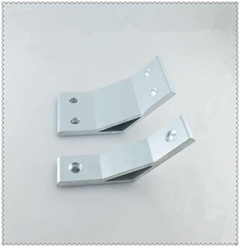 Angle Bracket 6060 adapting 135 degree inscribed corner bracket angle connection for 6060 aluminum profile