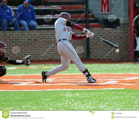baseball swing tips rafael lopez baseball swing foul tip editorial stock