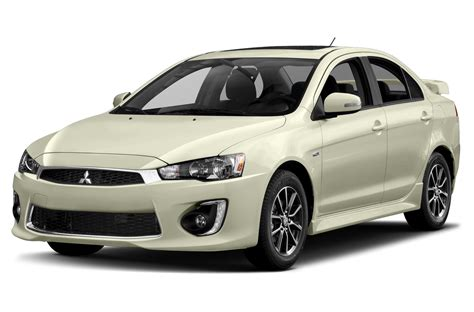 mitsubishi lancer 2017 mitsubishi lancer price photos reviews
