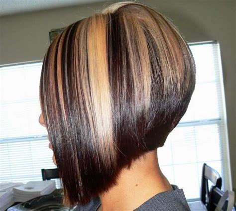angeled bob for round face funky bob haircuts for round faces make up hair nails