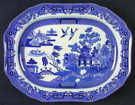 willow pattern image handmade by amo r ireland willow pattern sea pottery