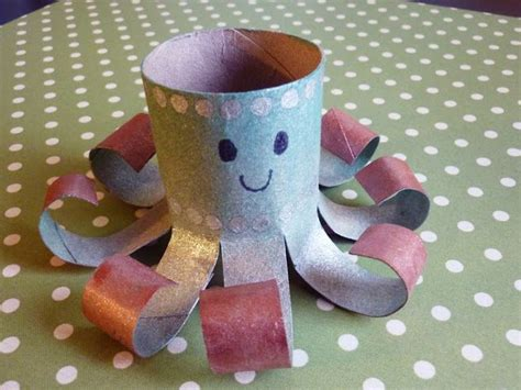crafts to do with toddlers octopus crafts to do with
