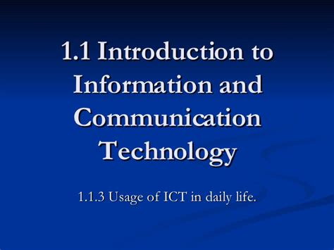 essay communication communication technology essays and papers