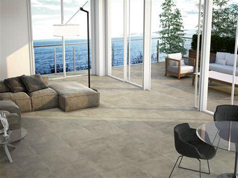 pavimento cemento interni pavimento in gres porcellanato effetto cemento per interni