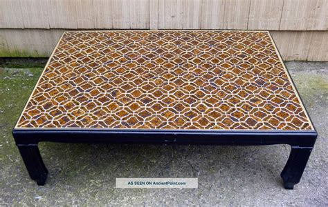 Asian Coffee Table Mosaic Tile Coffee Table Diy Mosaic Mosaic Coffee Table Designs
