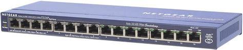 Netgear Fs116p Switch Hub netgear fs116p prosafe 16 port fast ethernet switch with