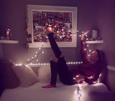 fairy lights  tumblr