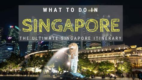 blog posts  travel  singapore nerd nomads