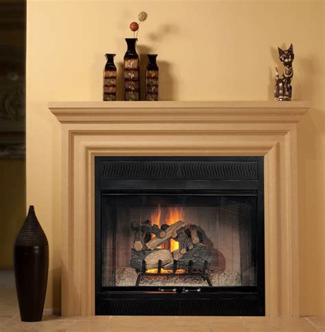 New Fireplace Mantel by New Trends In Fireplace Mantels