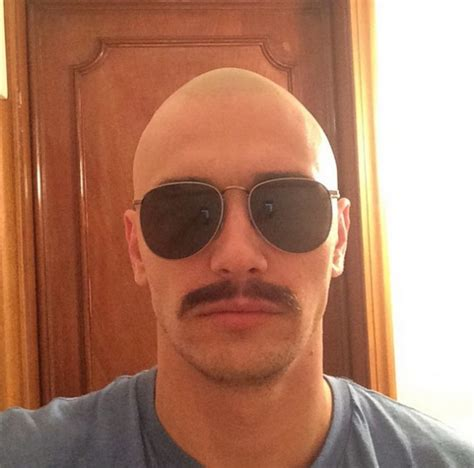 james franco goes bald shaves head for zeroville