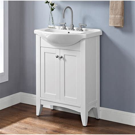 Fairmont Designs Bathroom Vanities Fairmont Designs Shaker Americana 26 Quot Vanity With Sinktop Polar White Free Shipping