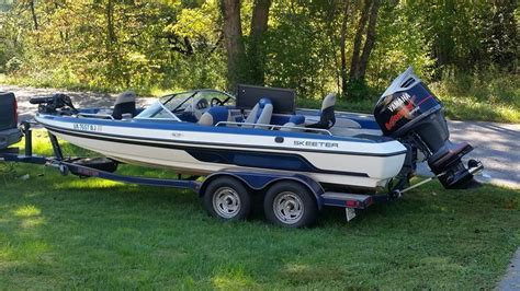 skeeter boats for sale usa skeeter sl210 2006 for sale for 17 000 boats from usa