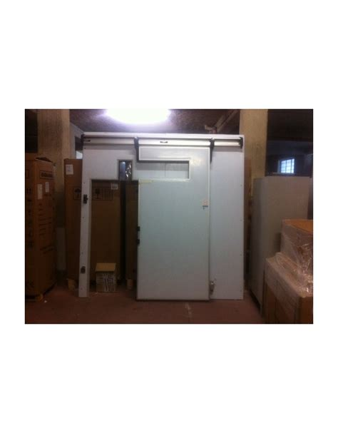 porta scorrevole usata angolo dell usato parete per cella frigorifera con porta