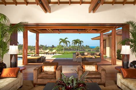 ownby design tropical living room hawaii  ownby