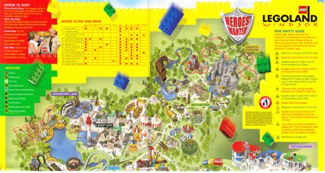 printable map legoland windsor legoland england map www pixshark com images galleries