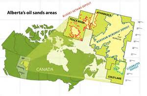 canada tar sands map a map of alberta canada s sands black history 360