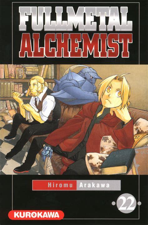 Fullmetal Alchemist Vol 21 vol 22 fullmetal alchemist news
