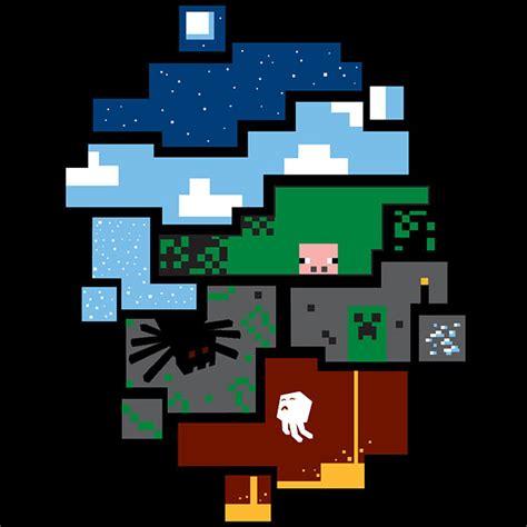 mine craft world of minecraft thinkgeek