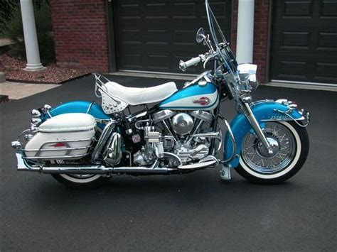 1961 duo glide paint scheme seat and color advice buying a road king harley davidson