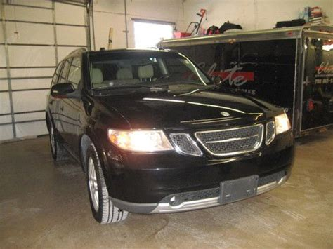 auto air conditioning repair 2005 saab 9 7x auto manual purchase used 2005 saab 9 7x 4 2i suv black excellent condition full loaded leater heated in