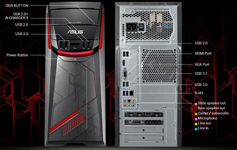 Asus A405uq Win10 I5 7200 8gb 128gb 1tb Vga 940mx New asus rog g11cb nr006t i5 6400 8gb 1tb 128gb ssd