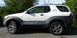 2001 Isuzu Vehicross Ironman Edition California Streets Oakland Sighting 2001 Isuzu