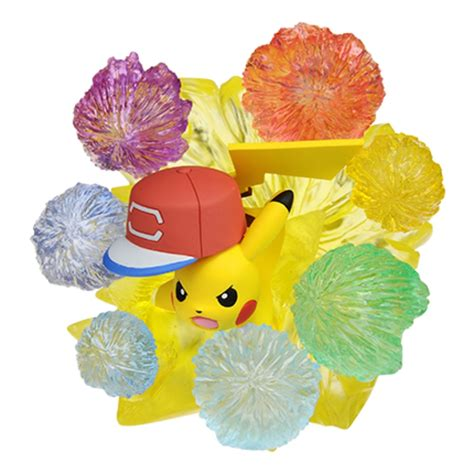 Moncolle Ex Ezw Pikachu Catastropika takara tomy collection figure moncolle ex