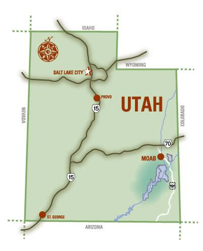 map of moab moab maps national parks area town maps biking more