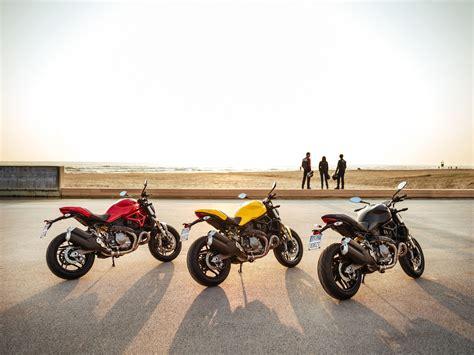 Motorrad Kaufen Ducati Monster by Gebrauchte Und Neue Ducati Monster 821 Motorr 228 Der Kaufen